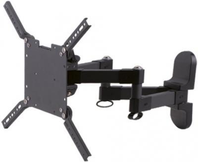 Кронштейн для телевизора Kromax Pixis-M (темно-серый) - вполоборота