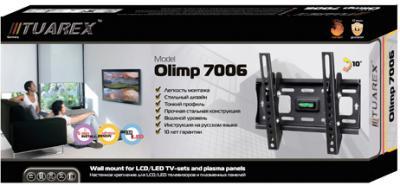 Кронштейн для телевизора Tuarex OLIMP-7006 Dark Gray - упаковка