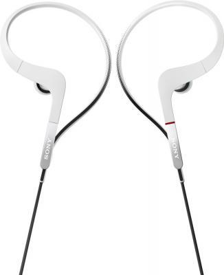 Наушники Sony XBA-S65 White - общий вид