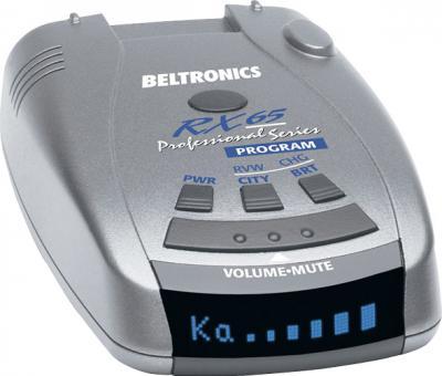 Радар-детектор Beltronics Pro RX 65 INTL - общий вид