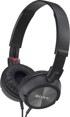 Наушники Sony MDR-ZX300 (Black) - общий вид