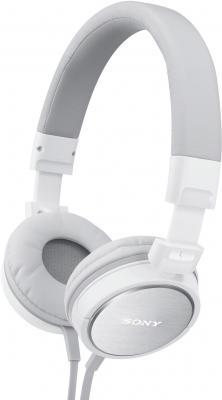 Наушники Sony MDR-ZX600 (White) - общий вид