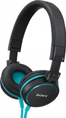Наушники Sony MDR-ZX600 Blue - общий вид