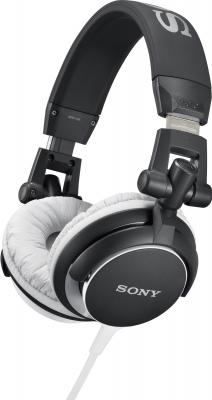 Наушники Sony MDR-V55 Black - общий вид