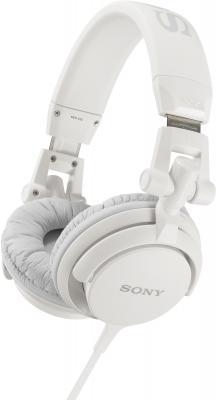 Наушники Sony MDR-V55 White - общий вид