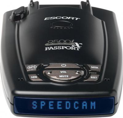 Радар-детектор Escort Passport 9500ix INTL - вид спереди