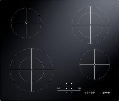 Электрическая варочная панель Gorenje ECT 640 ASC - общий вид