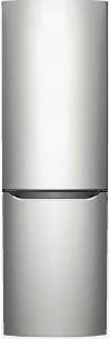 Холодильник с морозильником LG GA-B409SLCA - общий вид