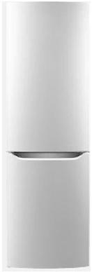 Холодильник с морозильником LG GA-B409SVCA - общий вид