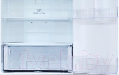 Холодильник с морозильником LG GA-B409SVCA