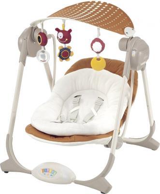 Качели для новорожденных Chicco Polly Swing Orange - общий вид