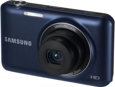 Компактный фотоаппарат Samsung ES95 Black (EC-ES95ZZBPBRU) - общий вид