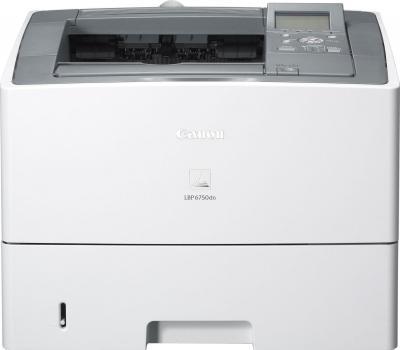 Принтер Canon I-SENSYS LBP6750DN - фронтальный вид