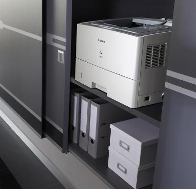 Принтер Canon I-SENSYS LBP6750DN - в интерьере