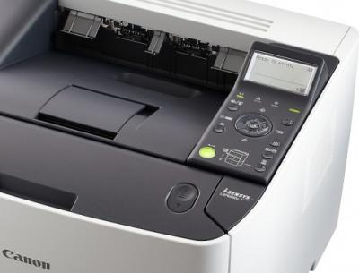 Принтер Canon I-SENSYS LBP6680X - панель управления
