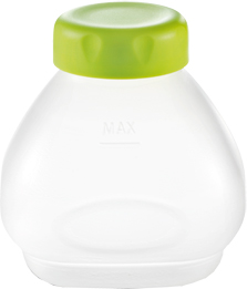 Набор бутылочек для йогуртницы Tefal XF102032 - общий вид бутылочки