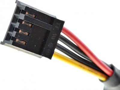 Блок питания для компьютера FSP 600-80EPN - Floppy