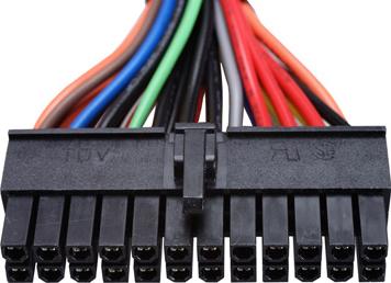 Блок питания для компьютера FSP 350-60HCN - Motherboard 24PIN