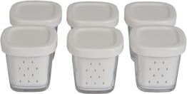Баночки для йогуртницы Tefal XF100032 - общий вид