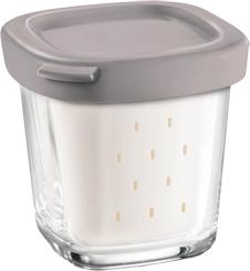 Баночки для йогуртницы Tefal XF100032 - стакан с крышкой
