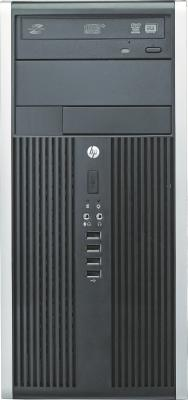 Системный блок HP Compaq 6300 Pro MT (B0F56EA) - фронтальный вид