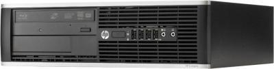Системный блок HP Compaq 6300 Pro SFF (B0F57EA) - общий вид