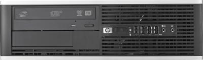 Системный блок HP Compaq 6300 Pro SFF (B0F57EA) - фронтальный вид
