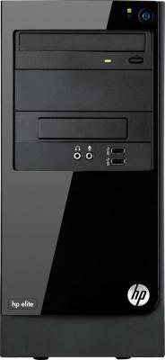 Системный блок HP Elite 7500 MT (B5H80EA) - фронтальный вид