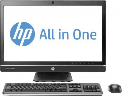Готовое рабочее место HP Compaq Elite 8300 (C2Z24EA) - фронтальный вид