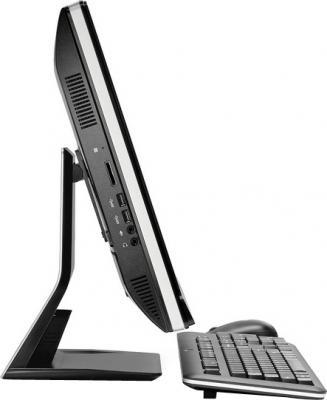 Готовое рабочее место HP Compaq Elite 8300 (C2Z24EA) - вид сбоку