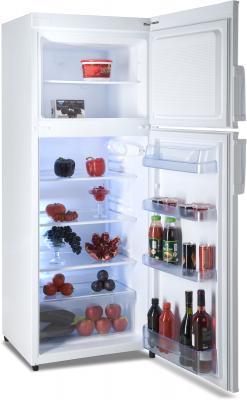 Холодильник с морозильником Swizer DFR-205-WSP - внутренний вид