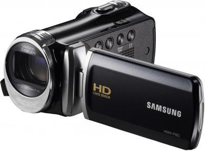 Видеокамера Samsung HMX-F90BP - общий вид