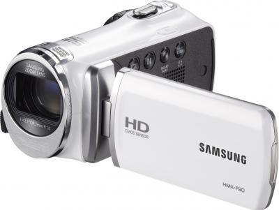 Видеокамера Samsung HMX-F90WP - общий вид