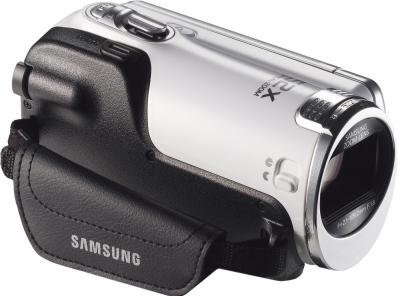 Видеокамера Samsung HMX-F90WP - вид сбоку