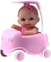 Кукла-младенец JC Toys Lil Cutisies в машинке (16988) -