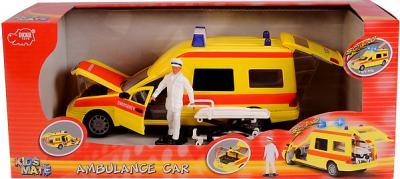 Функциональная игрушка Dickie Машина Скорой помощи (203313434) - упаковка