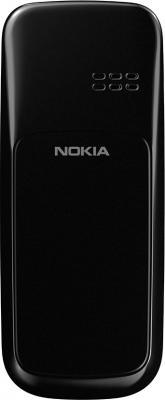 Мобильный телефон Nokia 101 Prenium Black - задняя панель