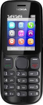 Мобильный телефон Nokia 101 Prenium Black - общий вид