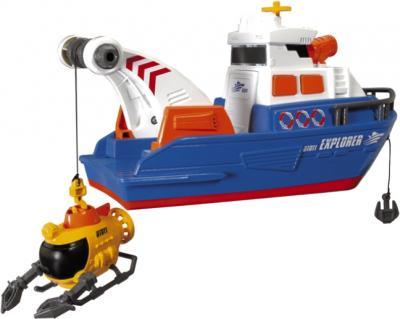 Детская игрушка Dickie Корабль Исследователь (207268348) - общий вид