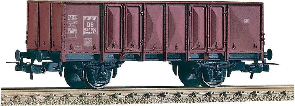 Вагон грузовой открытый (57702) 21vek.by 155000.000