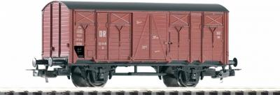 Элемент железной дороги Piko Вагон грузовой закрытый (57705) - общий вид