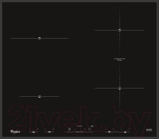 Индукционная варочная панель Whirlpool ACM 932/BA