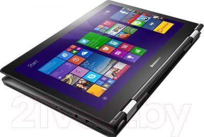 Ноутбук Lenovo Yoga 500-15 (80N600BAUA)