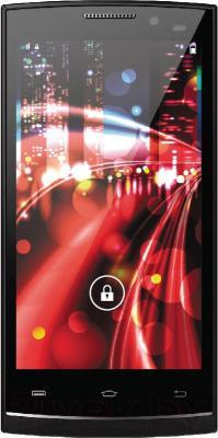 Смартфон Vertex Impress Drive (черный)
