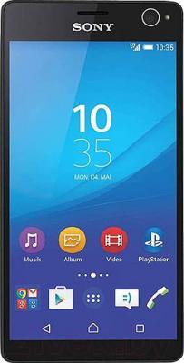 Смартфон Sony Xperia C4 / E5303 (черный)