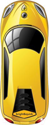Мобильный телефон BQ Monza BQM-1401 (желтый)