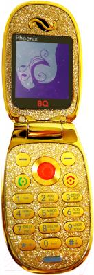 Мобильный телефон BQ Phoenix BQM-1405 (золотой)