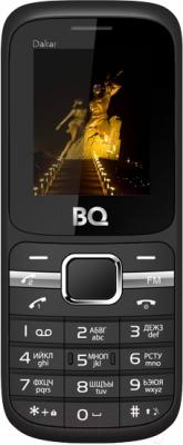 Мобильный телефон BQ Dakar BQM-1803 (черный)