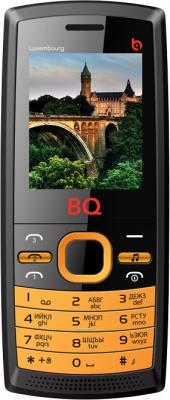 Мобильный телефон BQ Luxembourge BQM-1816 (черно-оранжевый)