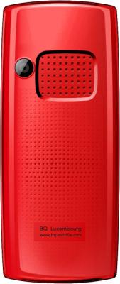 Мобильный телефон BQ Luxembourge BQM-1816 (черно-красный)